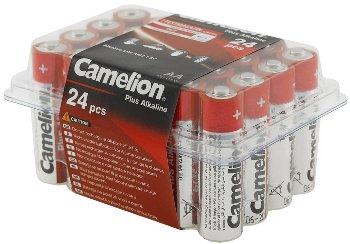 Mignon-Batterien CAMELION AlkalinePlus