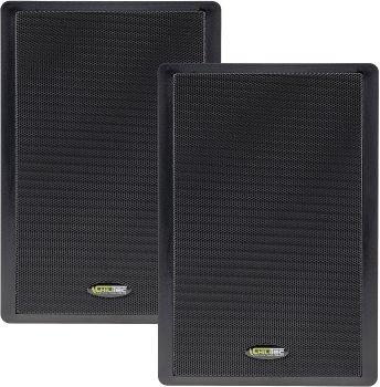 Flatpanel-Lautsprecher, 40W, schwarz