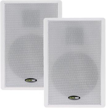 Flatpanel-Lautsprecher, 40W, weiß