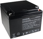 Bleiakku Q-Batteries 12V/26Ah