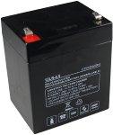 Bleiakku Q-Batteries 12V/4,5Ah