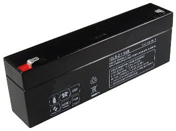 Bleiakku Q-Batteries 12V/2,1Ah