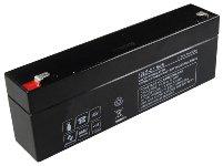 Bleiakku Q-Batteries 12V/2,1Ah