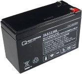 Bleiakku Q-Batteries 12V/7,2Ah