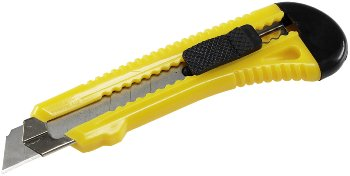 Abbrechmesser mit 18mm-Klinge