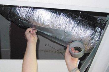 Aluminium-Klebeband, 50mm x 10m