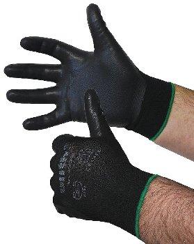 Nylon Feinstrick-Handschuhe mit