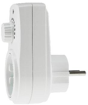 Steckdosen-Dimmer 20-280 Watt