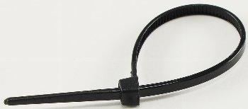 Kabelbinder 100mm x 2,5mm, schwarz