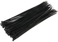 Kabelbinder 200mm x 2,5mm, schwarz
