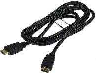 HDMI Kabel 2m, vergoldete Kontakte