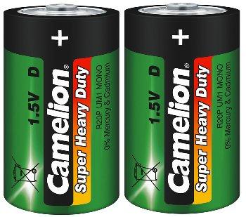 Mono-Batterien CAMELION HeavyDuty