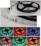 LED-Stripe RGB, 5m lang, 150 LEDs