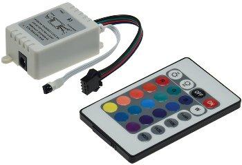 RGB LED-Stripe Controller Infrarot