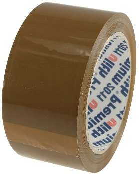 "Paket-Klebeband / Packband braun ""Profi"""