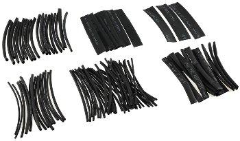 Schrumpfschlauch-Sortiment, 100-teilig