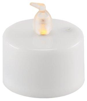 LED Teelichter, 4er Set, Luftzugsensor