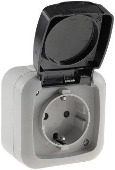 Feuchtraum Starter-Kit, 8-teilig, IP44
