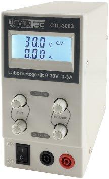 "Regelbares Labornetzgerät ""CTL-3003"""