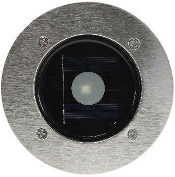 "Solar LED Bodenstrahler ""CTB-R"", rund"