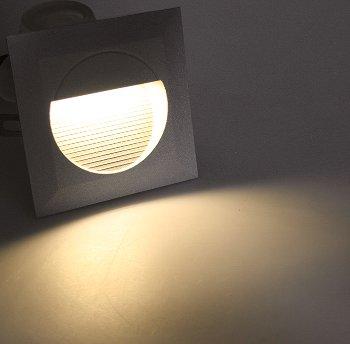 """LED Wandeinbauleuchte """"WEL Q14"""""""
