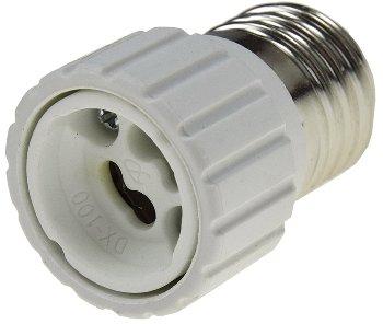 Lampensockel-Adapter, Keramik