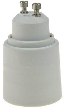 Lampensockel-Adapter, Kunststoff