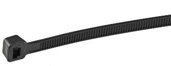 Kabelbinder 370mm x 4,8mm, schwarz