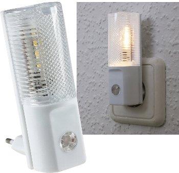 LED Nachtlicht mit Tag/Nacht-Sensor