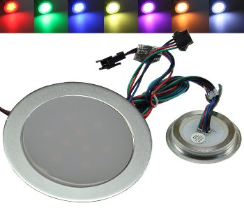"LED Einbauleuchte ""EBL Slim RGB"""