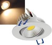 """LED-Einbauleuchte """"COB-5"""", 5W, 350lm"""