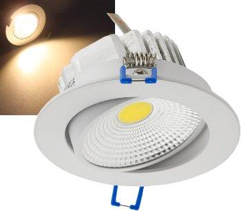 """LED-Einbauleuchte """"COB-7"""", 7W, 450lm"""