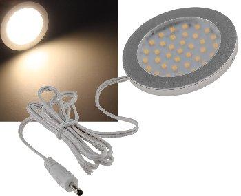 """LED-Aufbauleuchte """"ABL-R90"""" warmweiß"""