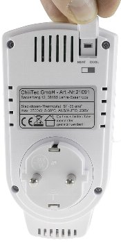 "Steckdosen-Thermostat ""ST-35 ana"""