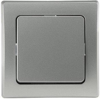 DELPHI Wechsel-Schalter, UP, silber