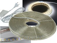 "LED-Stripe ""Ultra-Bright"" 230V, 20m"