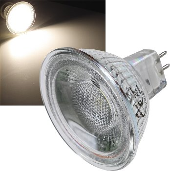 """LED Strahler MR16 """"H50 COB"""""""
