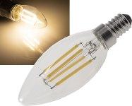 """LED Kerzenlampe E14 """"Filament K4"""""""