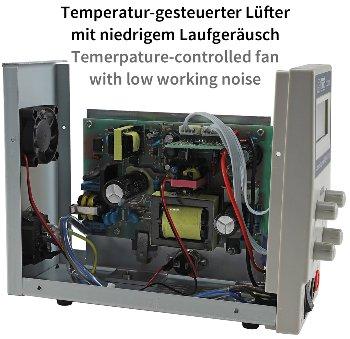 "Regelbares Labornetzgerät ""CTL-3010"""
