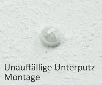 "Einbau-Bewegungsmelder ""CT-PIR Mini"""