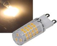 LED Stiftsockel G9, 4W, 270lm