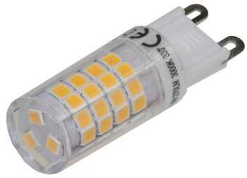 LED Stiftsockel G9, 4W, 270lm