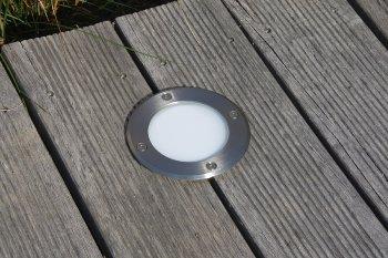 "LED Licht-Panel ""CC-120S"", 30x120cm"