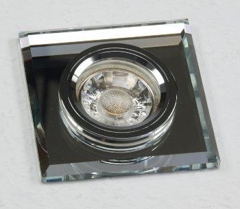 """Decken-Einbaustrahler """"Crystal Q90"""""""