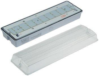 "LED Fluchtwegleuchte ""NL-W1"" 30 LEDs"
