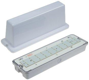 """LED Fluchtwegleuchte """"NL-D2"""" 30 LEDs"""