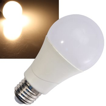 """LED Glühlampe E27 """"G90 AGL"""" warmweiß"""