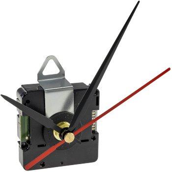 Funkuhrwerk DCF mit 3 Zeigersätzen