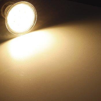 """LED Strahler GU10 """"H40 SMD"""""""