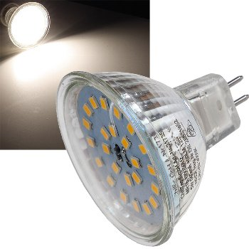 "LED Strahler MR16 ""H55 SMD"""
